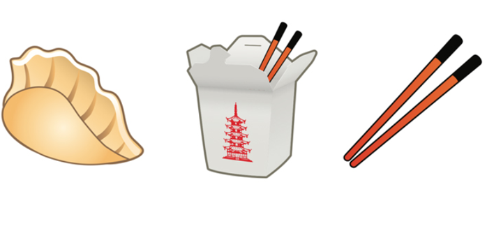 Who's latest food emoji?!   Din't I Just Feed You podcast