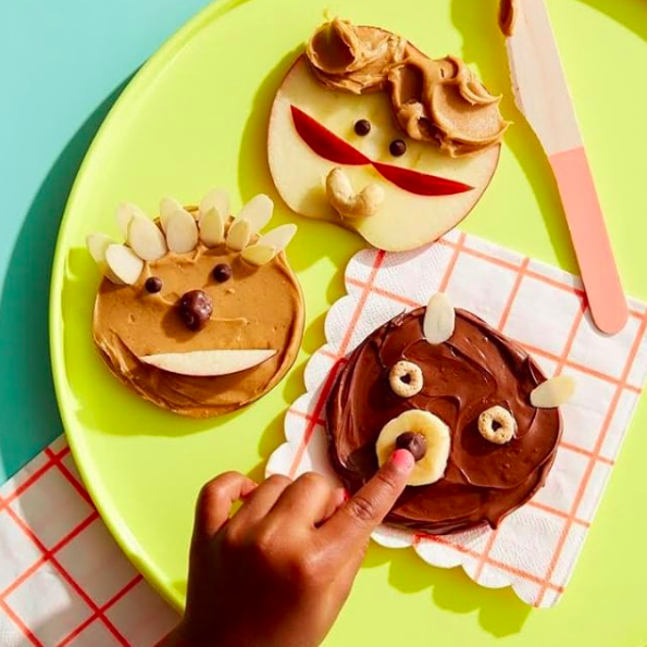 After school snack ideas from Parents mag featured on the Didn't I Just Feed You Instagram feed: Join us there for more snack ideas! @didntijustfeedyou