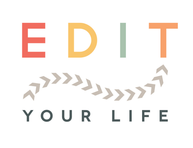 Edit Your Life Podcast: A Minimalist Parenting Podcast for Real Life | featured on Didn't I Just Feed You, a food podcast for parents