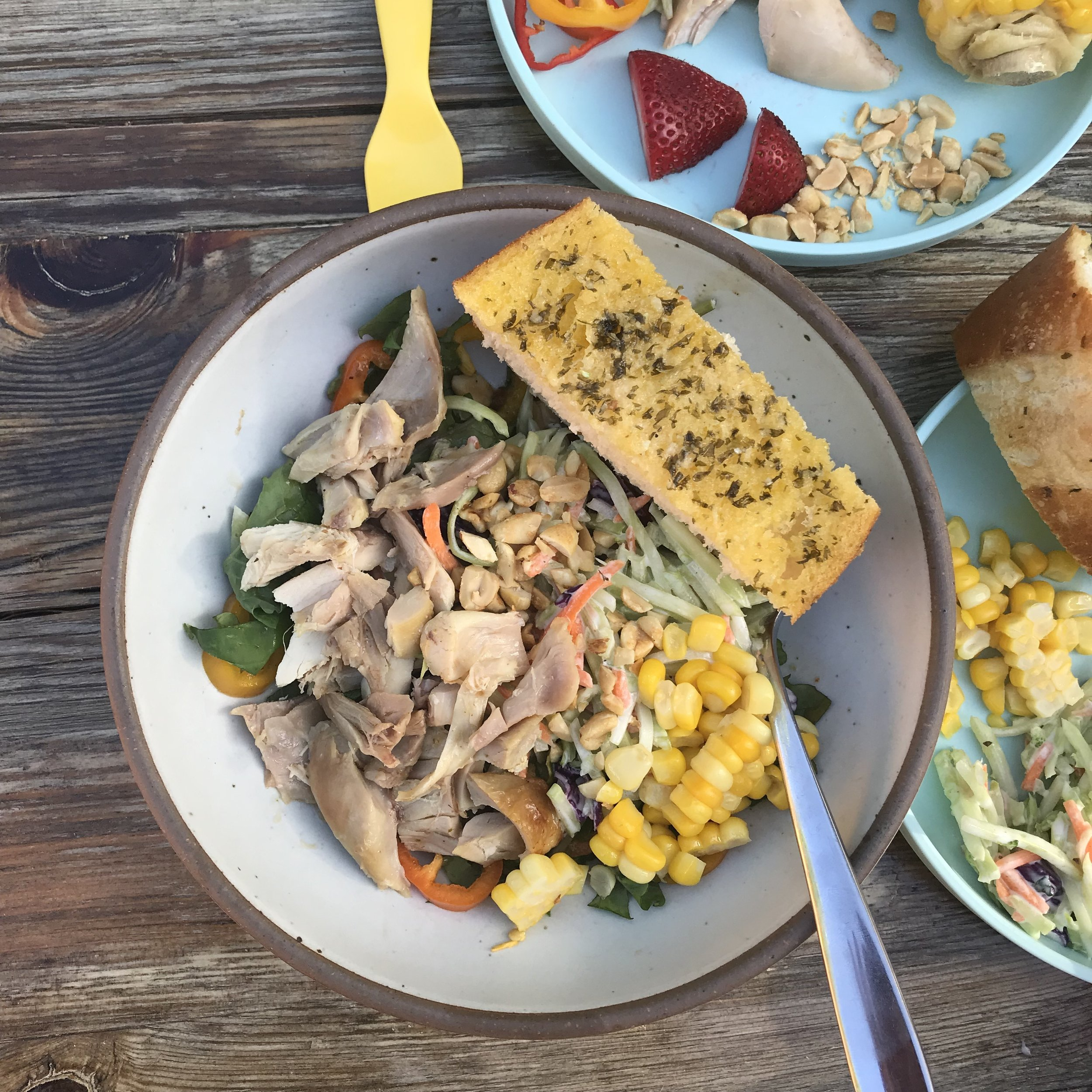 How to make salads your kids actually want to eat   Didnt I Just Feed You Podcast   photo: Meghan Splawn .jpg