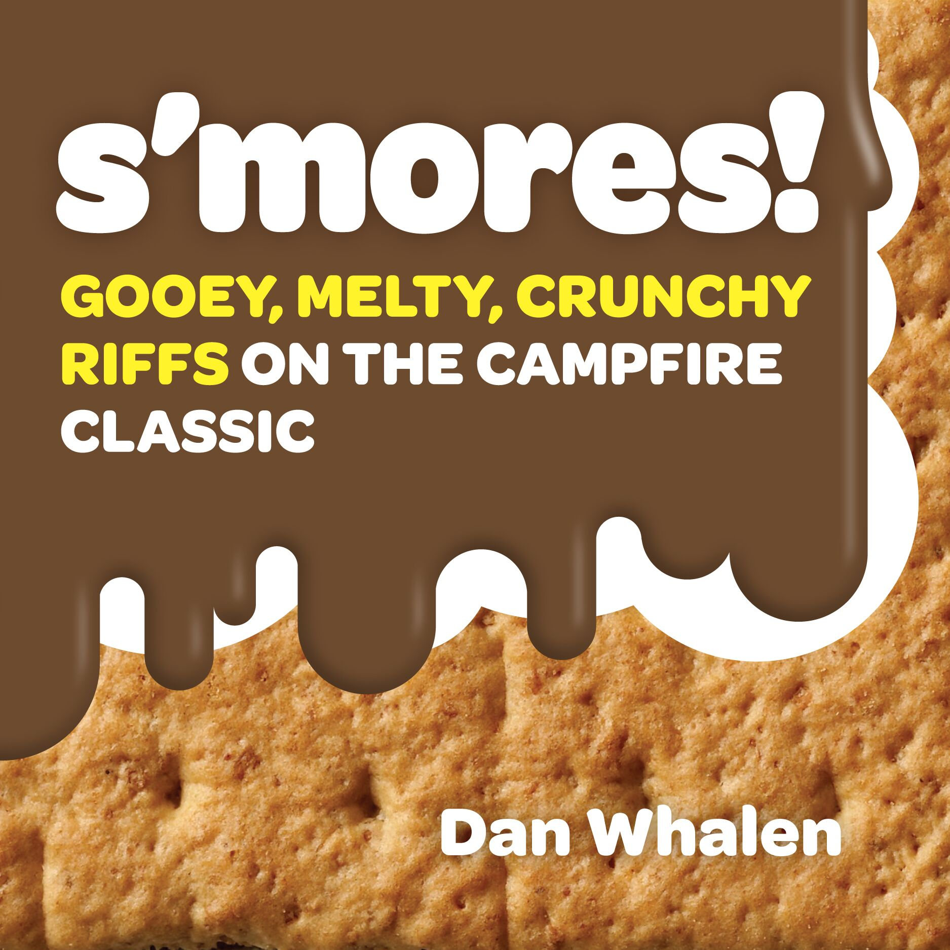 Smore's Cookbook Author on Didn't I Just Feed You Podcast