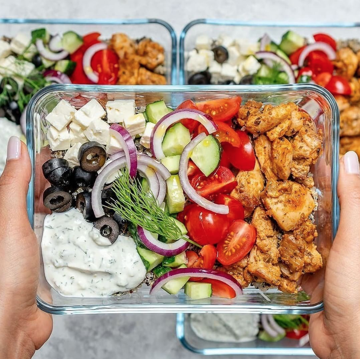 Tween Lunch Ideas | Photo via Meal Prep Ideas | Didn't I Just Feed You, a food podcast for parents