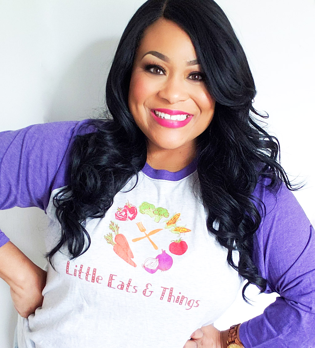 Andrea Mathis of Beautiful Eats and Things and Little Eats and Things: Get the interview with this mom and nutritionist at Didn't I Just Feed You, a food podcast for parents (even the ones who hate to cook)