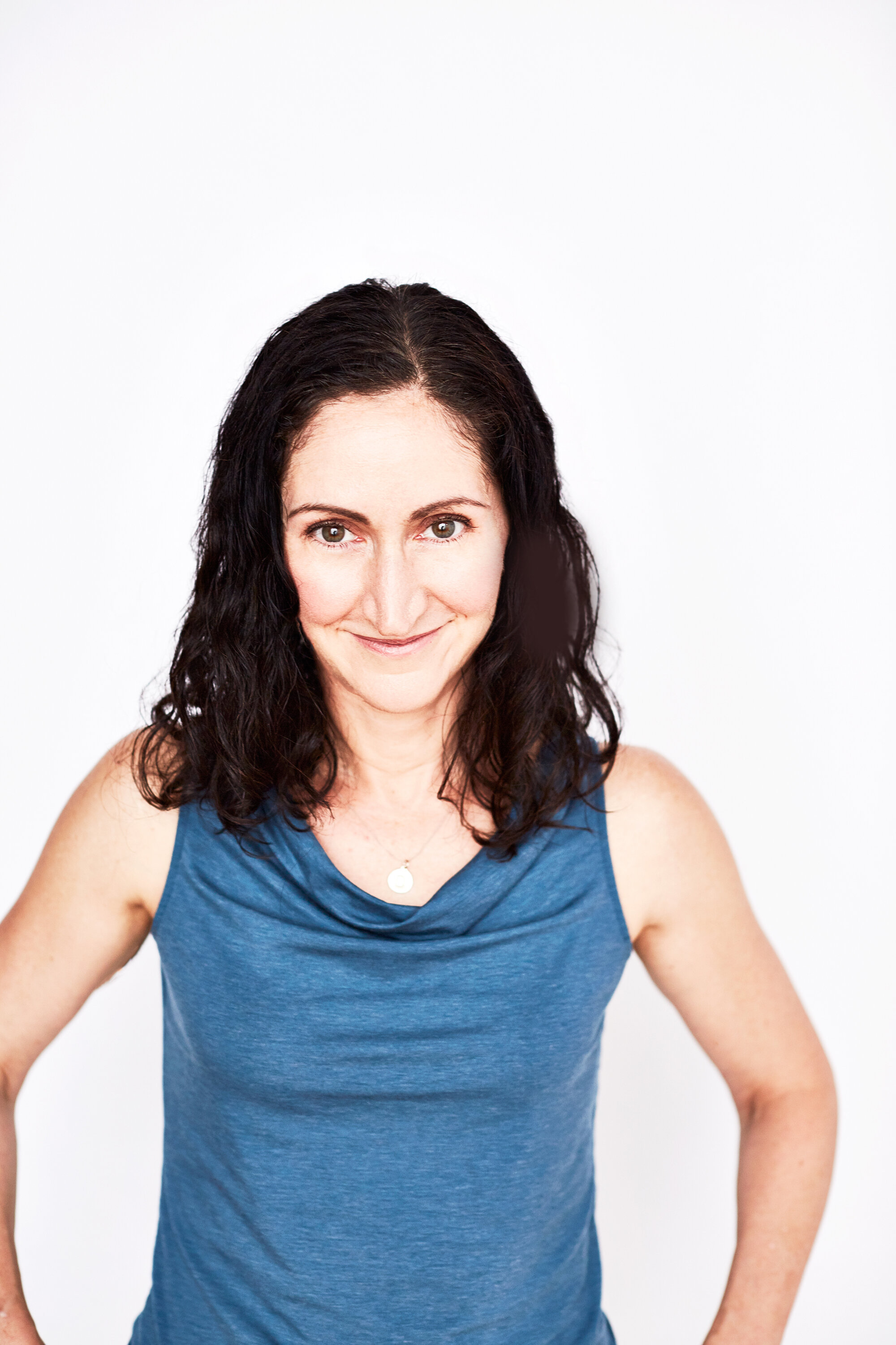 Beth Lipton: Food, health and wellness expert on Didn't I Just Feed You, a food podcast for parents (even the ones who don't love to cook!)