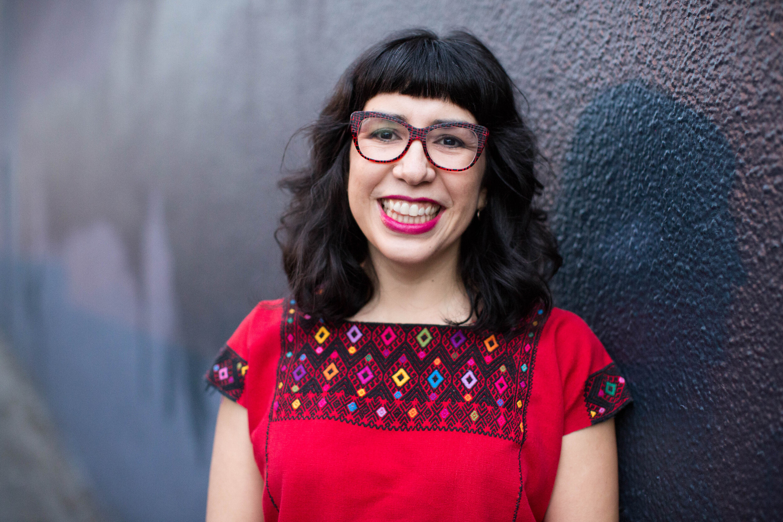 Lesley Tellez talks to the ladies of Didn't I Just Feed You about everyday Mexican  cooking