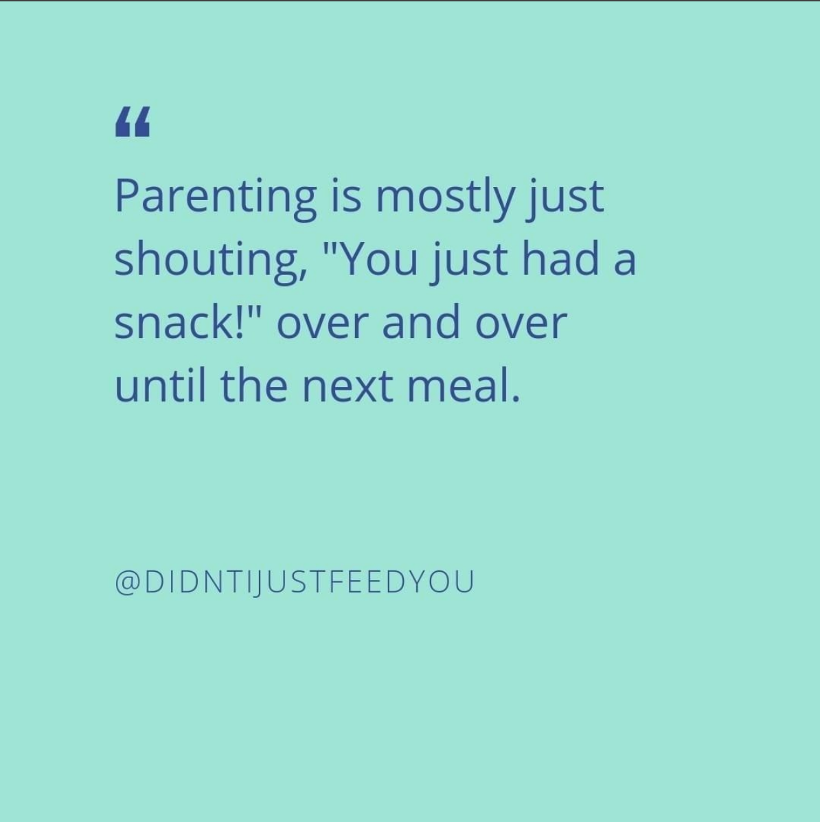 @didntijustfeedyou on Instagram - real food advice from real parents