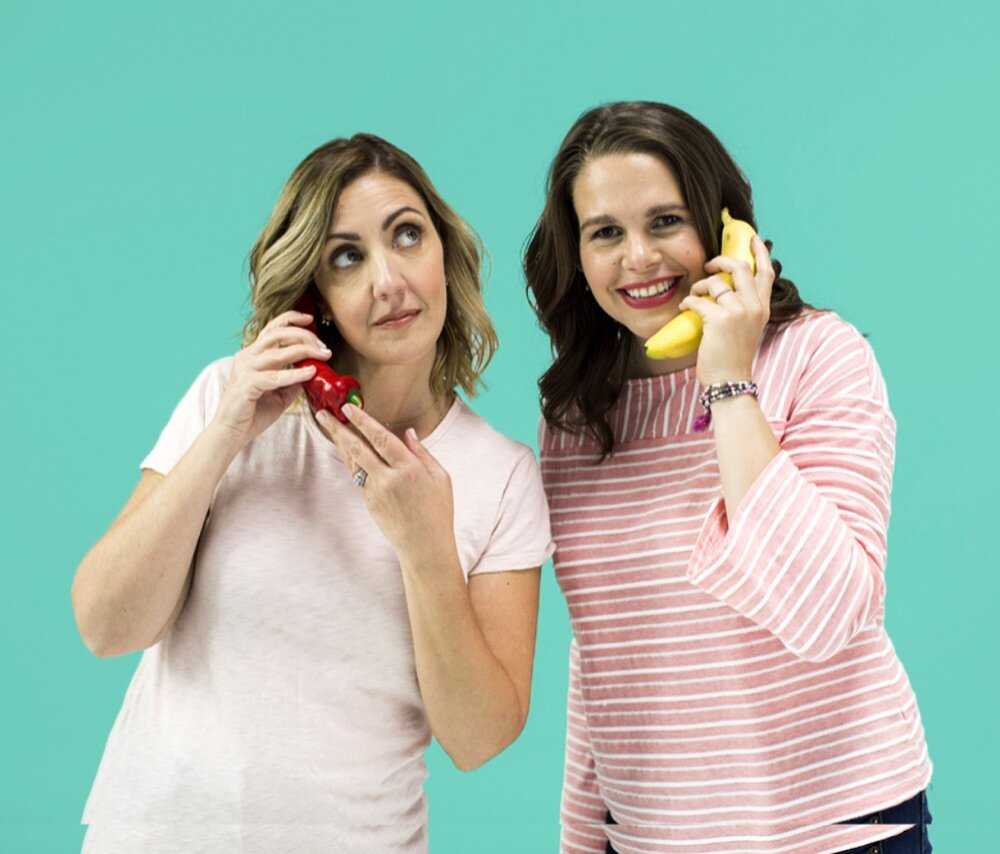 Call Didn't I Just Feed You podcast: You can leave Stacie & Meghan a message!