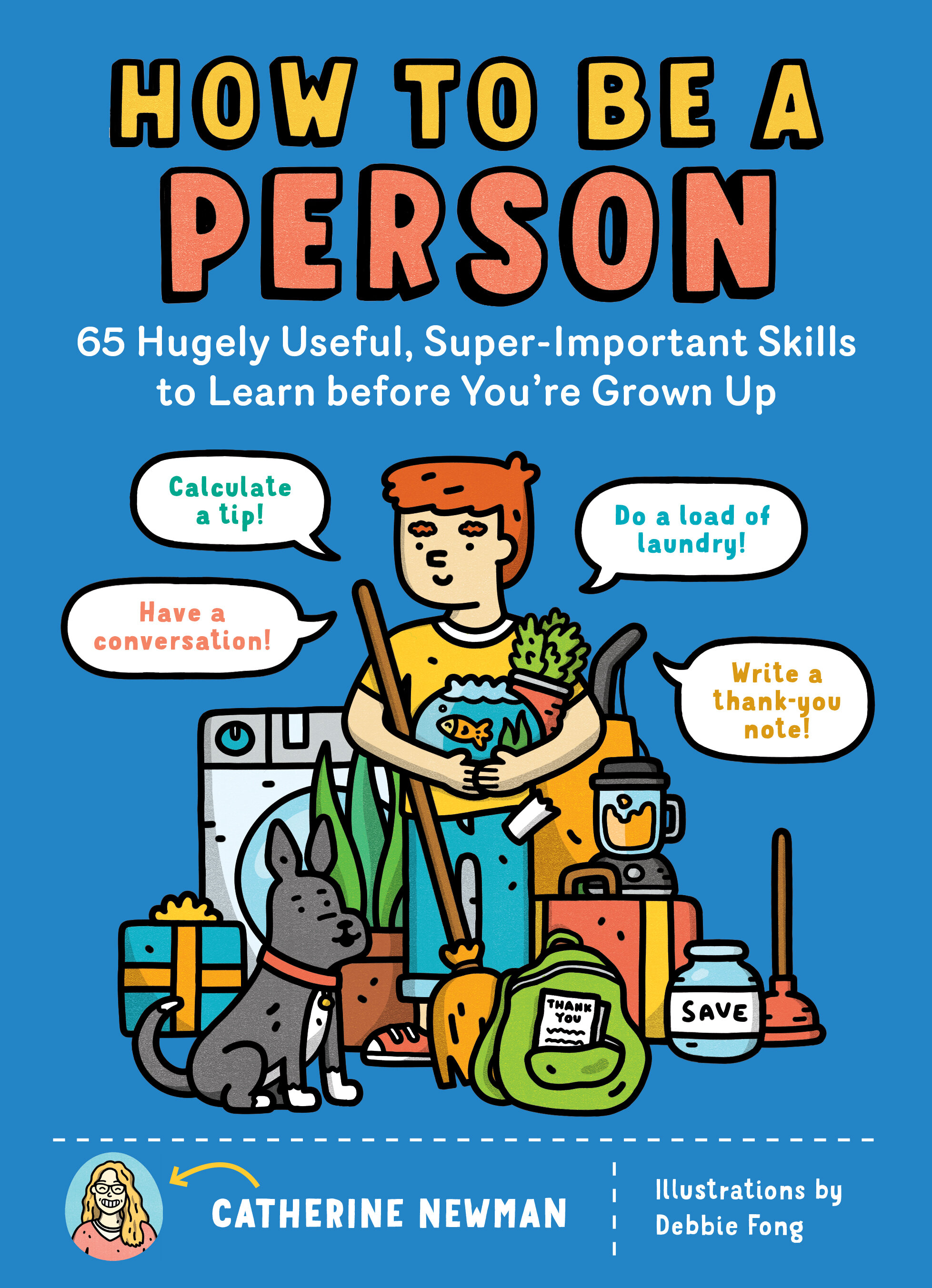 How to Be a Person: the perfect holiday gift for ALL the kids in your life!   Didn't I Just Feed You 2020 holiday gift guide