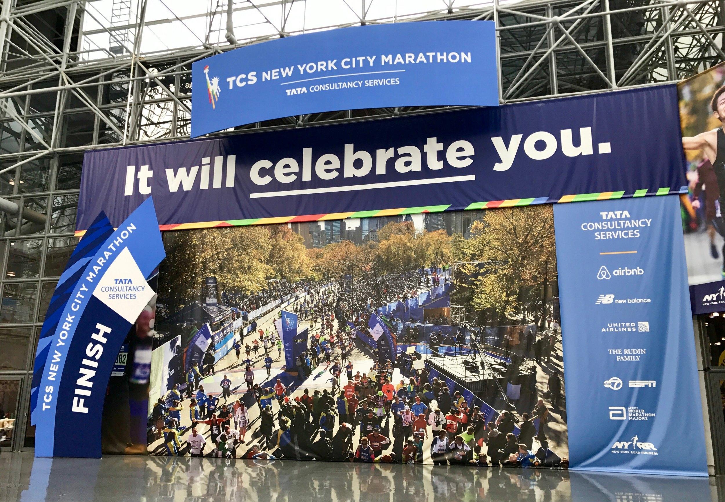 TCS NYC Marathon Case Study - Reimagining race day for the NYC Marathon
