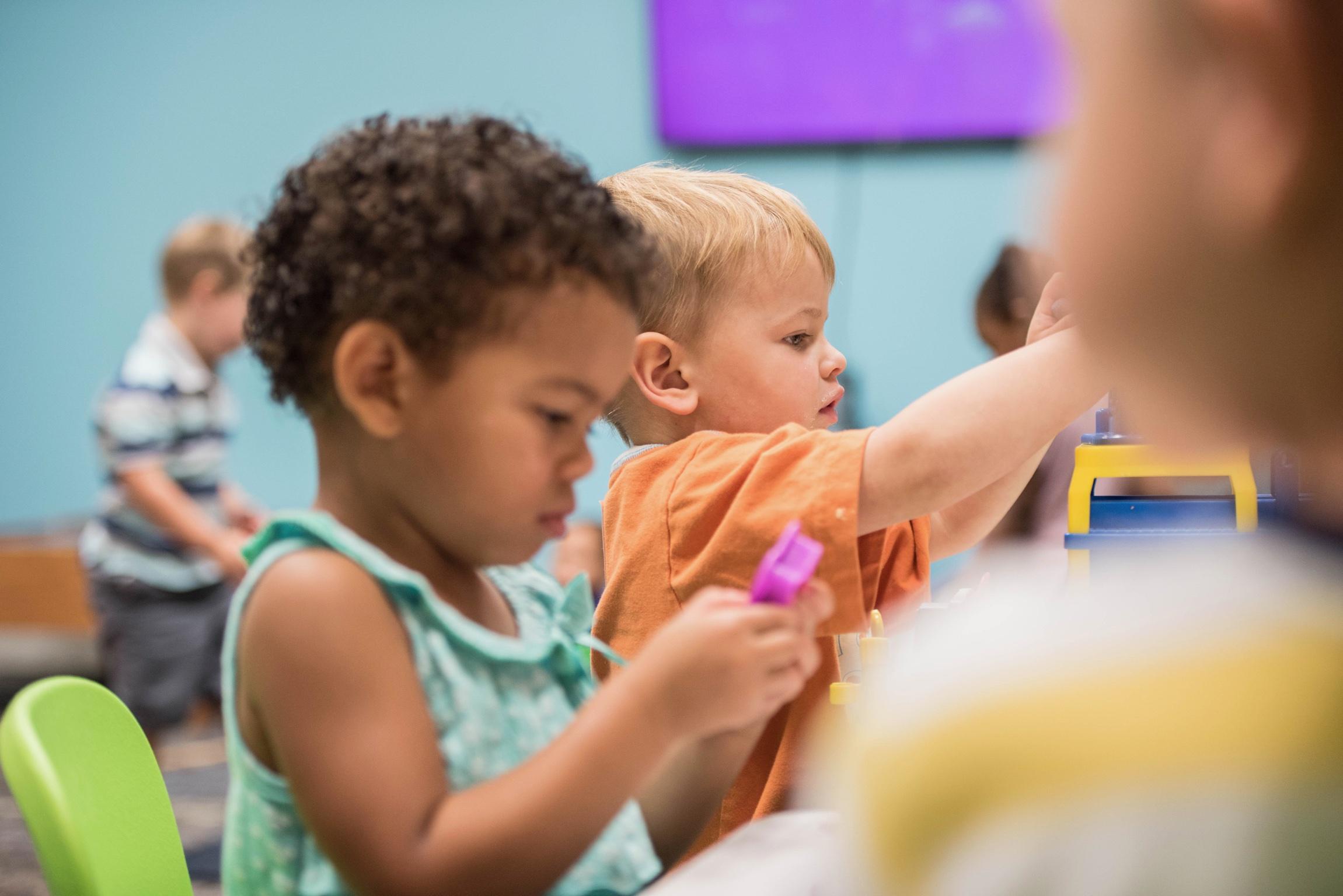 LIFEkids   Nursery   Toddlers   Pre-k / Kinder   Elementary