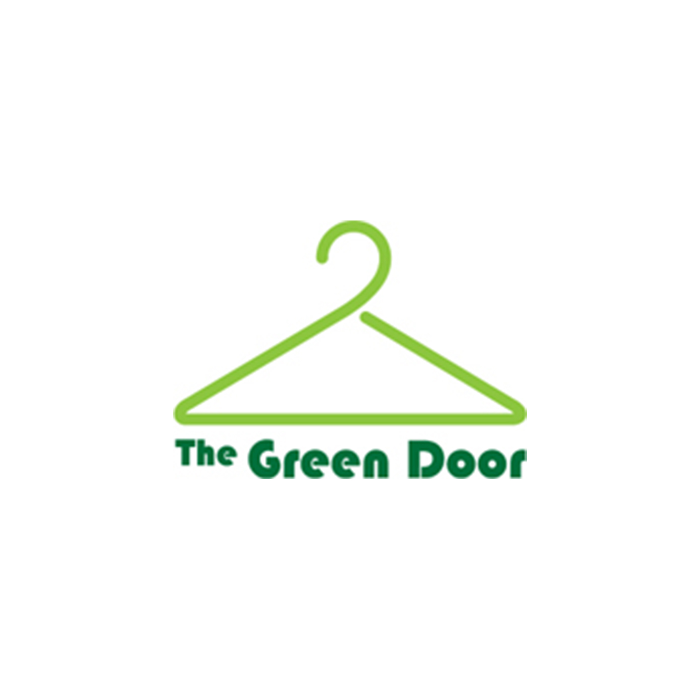 T H E G R E E N D O O R  The Green Door is a vibrant boutique shop in downtown Kitchener that sells gently used clothing with care and enthusiasm. At this warm and attractive shop, you can find items that include women's, men's, and children's clothing, plus accessories, shoes, and more. The Green Door project works towards re-enlivening clothes and engaging people in the concept.