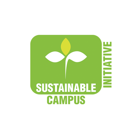 S U S T A I N A B L E C A M P U S I N I T I A T I V E  Sustainable Campus Initiative (previously named the uWaterloo Sustainability Project) is a Federation of Students' service that is run by dedicated student volunteers. It provides many environmental services to the University of Waterloo campus and its surrounding community.