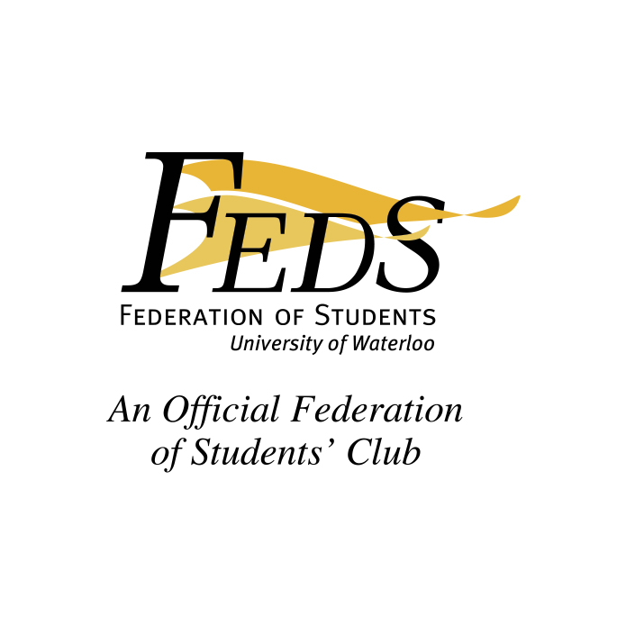 Federation of Students (FEDS)   The official voice of undergraduate students of the University of Waterloo.