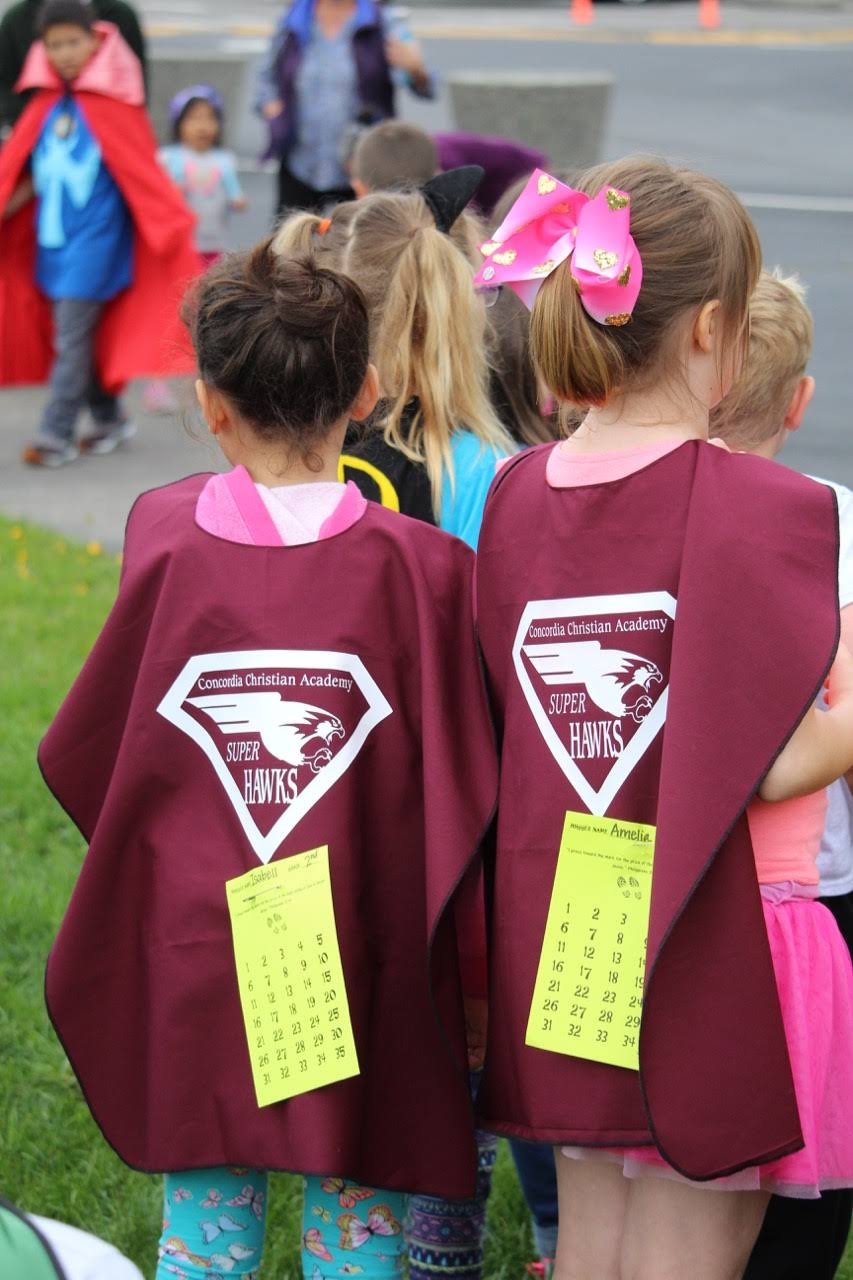 Super Hawks Capes made by Tammy Boudreau
