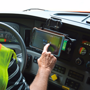 "<p>Schneider Empowers Operations and Drivers with Fleet Management Suite from Platform Science <br><a href=https://bit.ly/2kdBU9e target=""_blank"">Sept 10, 2019 →</a></p>"