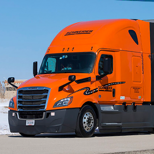 "<p>Schneider deploys new IoT telematics from Platform Science<a href=https://bit.ly/2m9Kbfl target=""_blank"">Sept 25, 2019 →</a></p>"