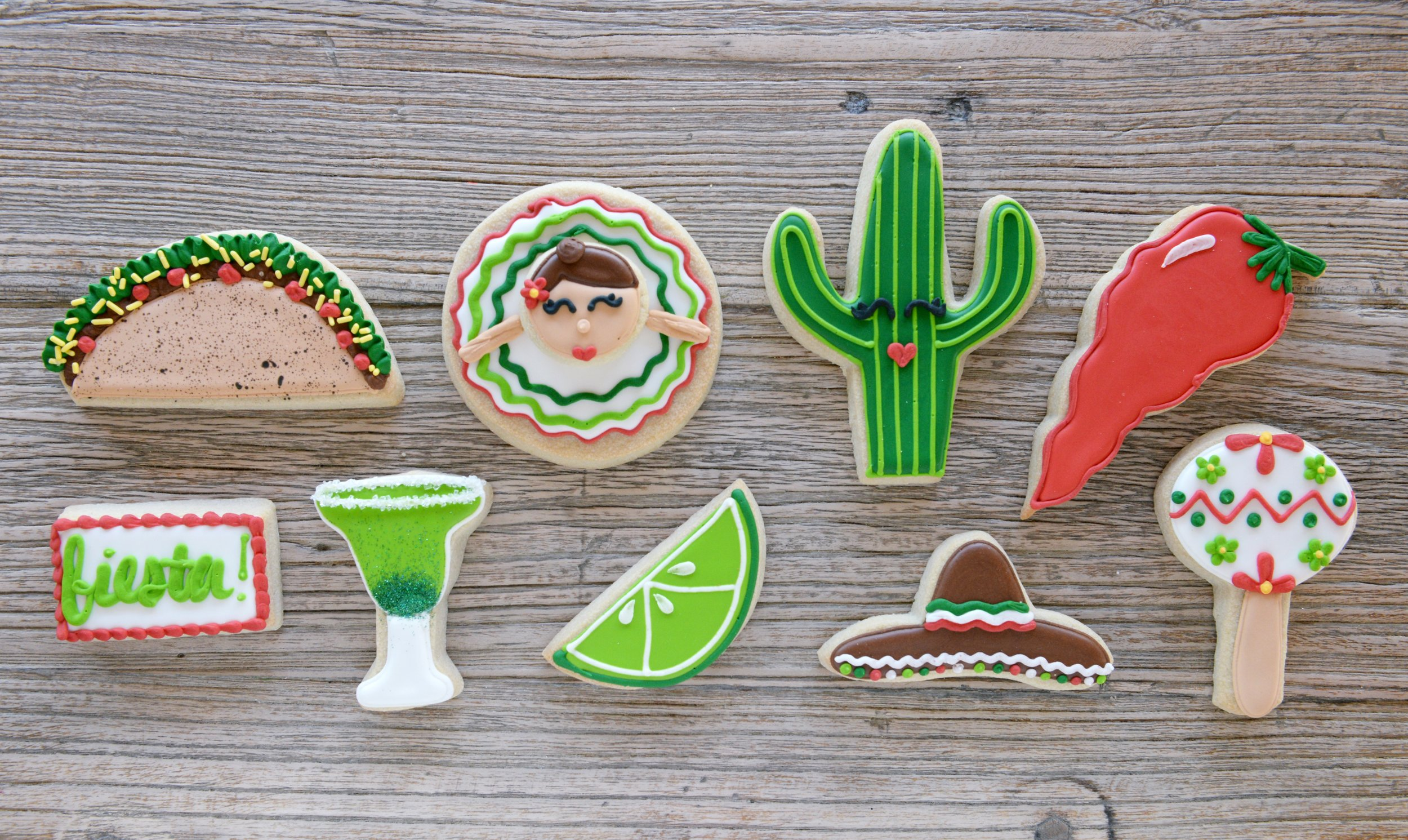 Cinco de Mayo Cookies 04 by Dragana Harris.JPG