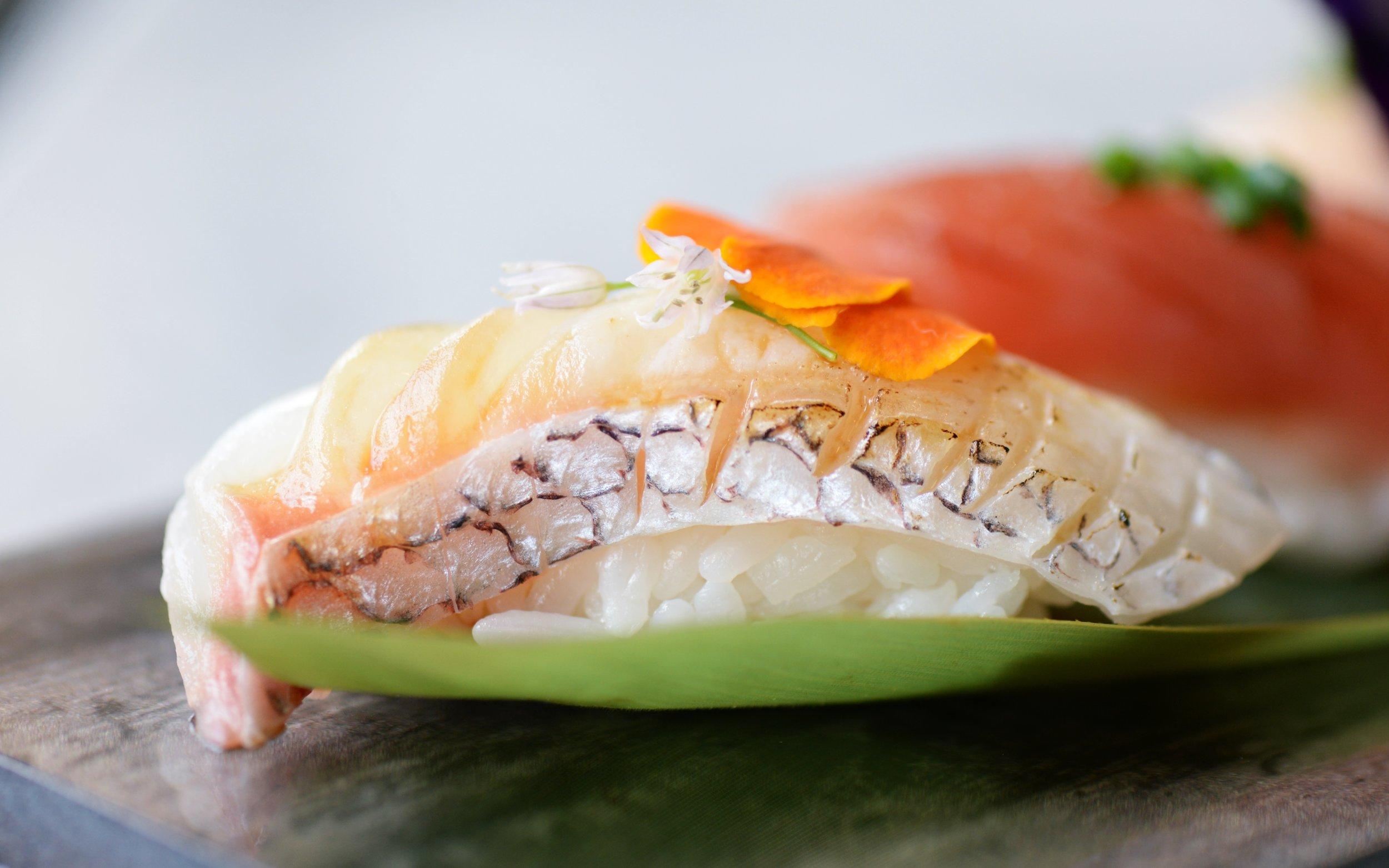 Chef's Nigiri Set 5 by Dragana Harris.JPG