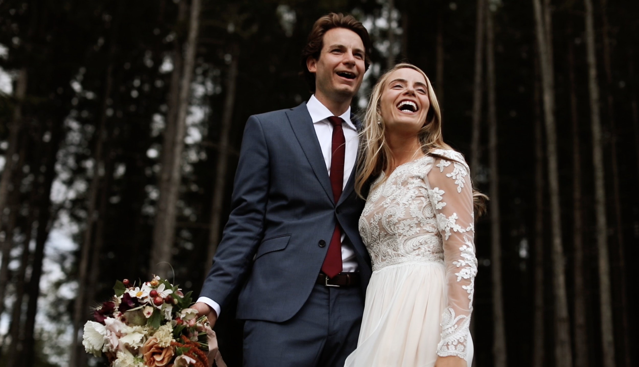 This Boho Chic Stowe Vermont Wedding Is A Must Watch They Had A