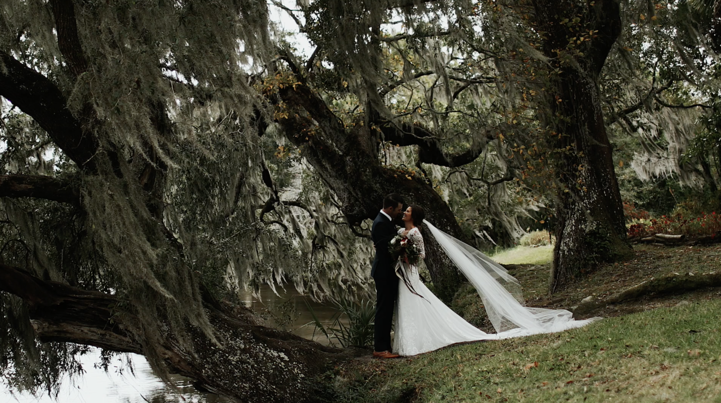 Magnolia Plantation Charleston SC Wedding Video