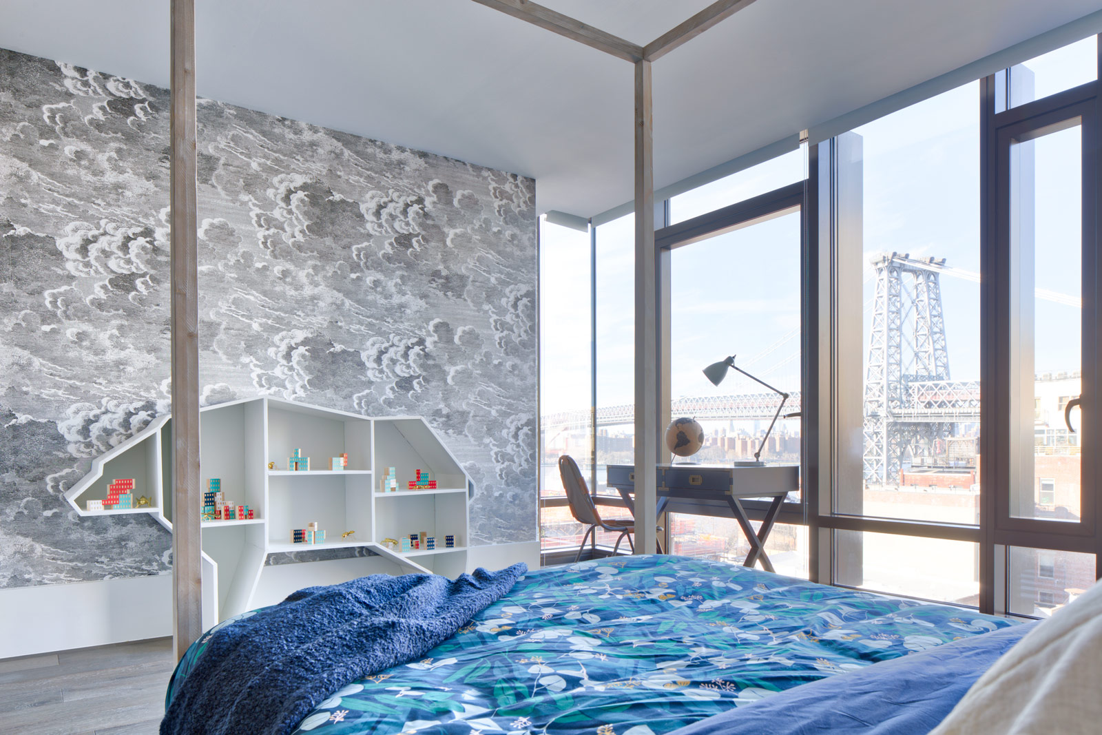 ACDO / The Oosten / Penthouse Styling / New York