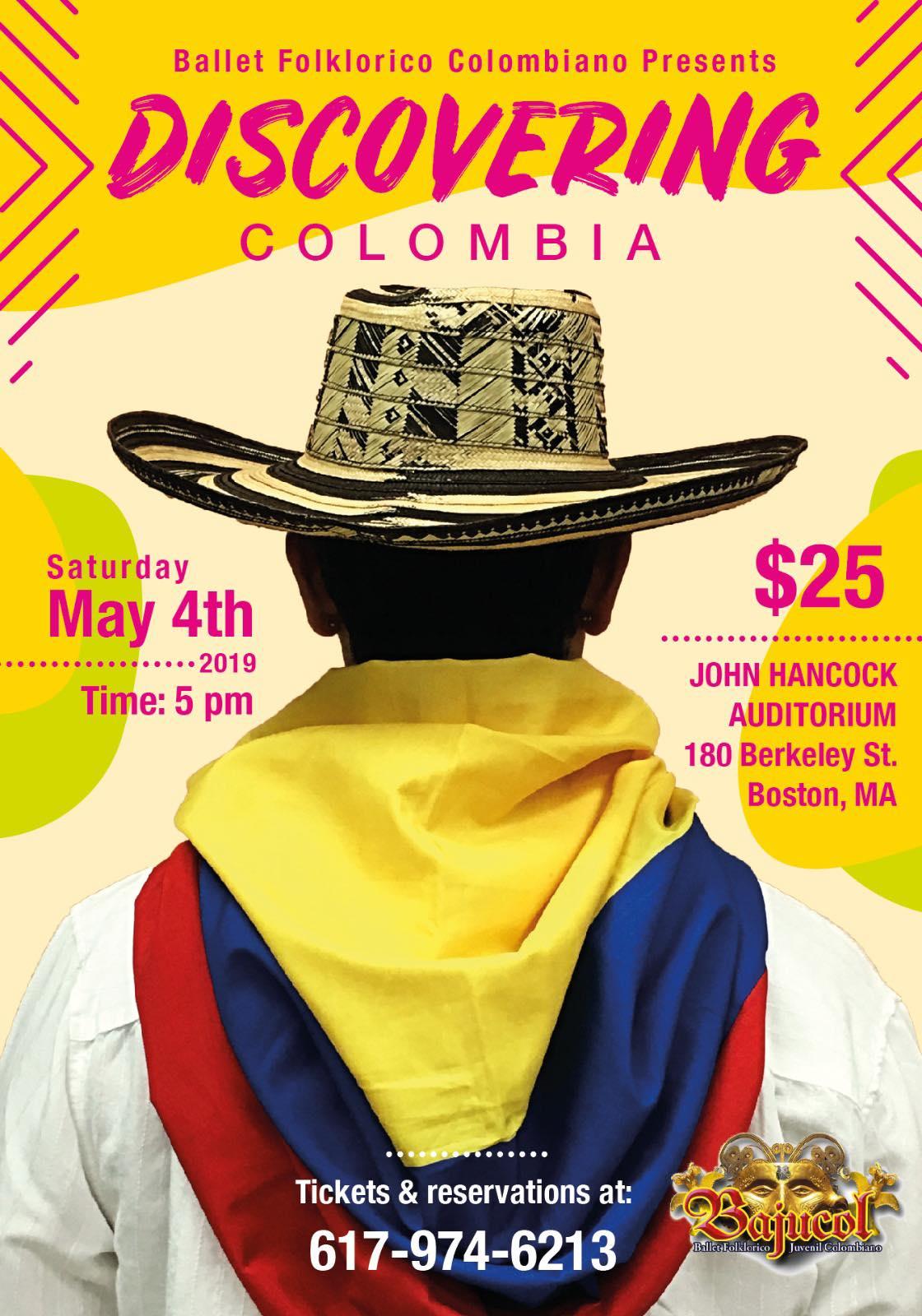 Bajucol Columbia
