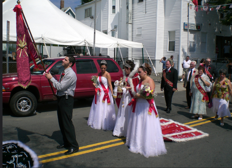 Portuguese American Civic League Holy Ghost Feast