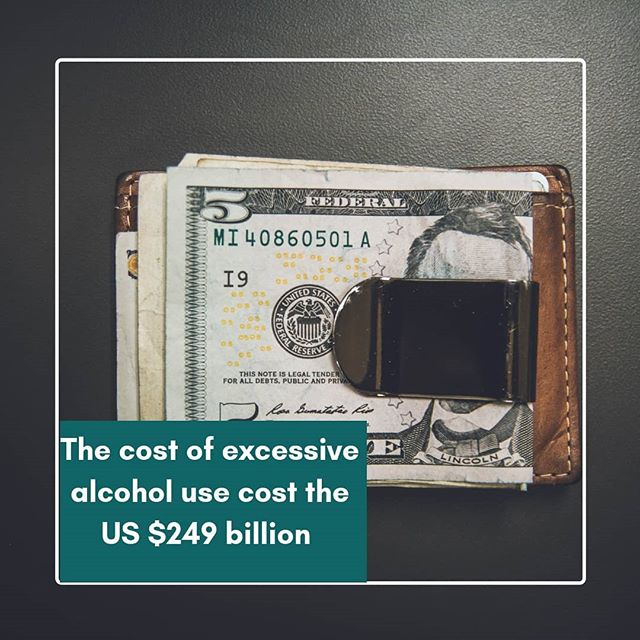 Not only does alcohol impact our wallets on a personal level, it hits our economy. And hard. Excessive drinking accounted for 1 in 10 deaths among working-age adults in the United States. Alcohol-attributed death rates vary across states, but excessive drinking remains a leading cause of early death nationwide. . Outside of death, the impacts of drinking, specifically binge drinking, impacts our economy on a large scale; the CDC estimated the U.S. alone exceeds $240 billion annually (based off of 2018 estimates). Most of the cost went toward lost workplace productivity. Healthcare costs, crime and law enforcement, and motor vehicle crashes rounded out the amount. 77% of this cost came from binge drinking which is defined as 4 or more drinks in a setting for women, and 5 or more for men. . Studies have found some of the best ways to decrease the startling statistics are implementing community and public-health measures such as increasing the tax on alcohol, limiting the number and hours of retailers and holding alcohol retailers liable for injuries or damages caused by their customers. . What do you think? Do you have thoughts on ways to decrease harmful or binge drinking? . . . . . . #checkupandchoices #publichealth #ncadd #costofalcohol #aprilis #harmreduction #moderationmethod #alcoholawarenessmonth #therapyiscool #publichealthmatters #moneymatters #communityhealth #talkaboutmoney #talkaboutmentalhealth
