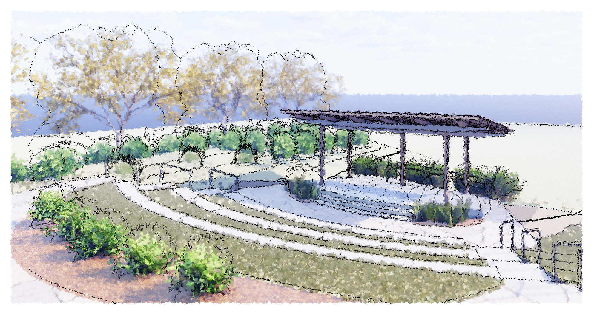 Design Tips For A Great Amphitheater Mission Architecture