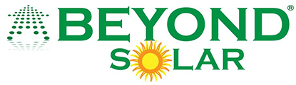 - Beyond Solar provides solar LED lighting solutions, such as: street lights, pedestrian lights, area lights, flood lights, bollards, wallpacks, road studs and portable linear fixtures. In addition, Beyond Solar offers commercial and residential PV inverters, modules and racking.