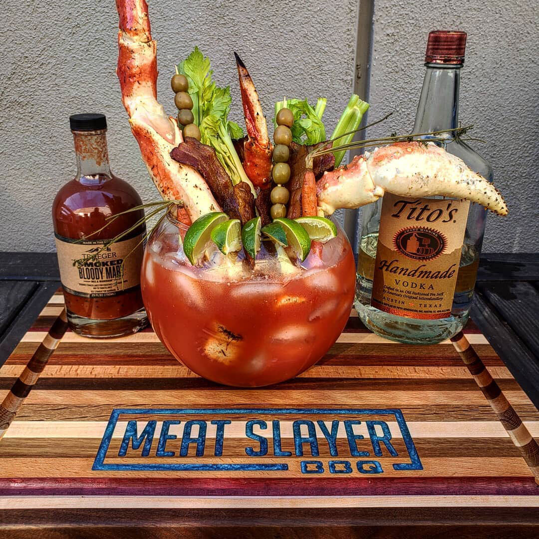 Meet the Meat Slayer BBQ team located in Orange County, California.