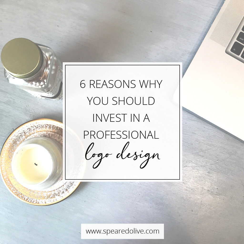6 reasons why you should invest in a professional logo design