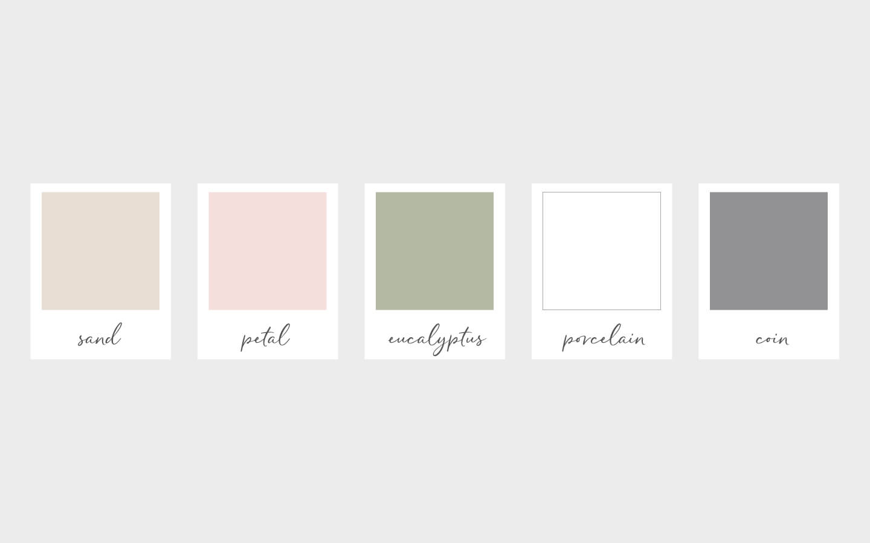 carolina floral creations-color palette-portfolio