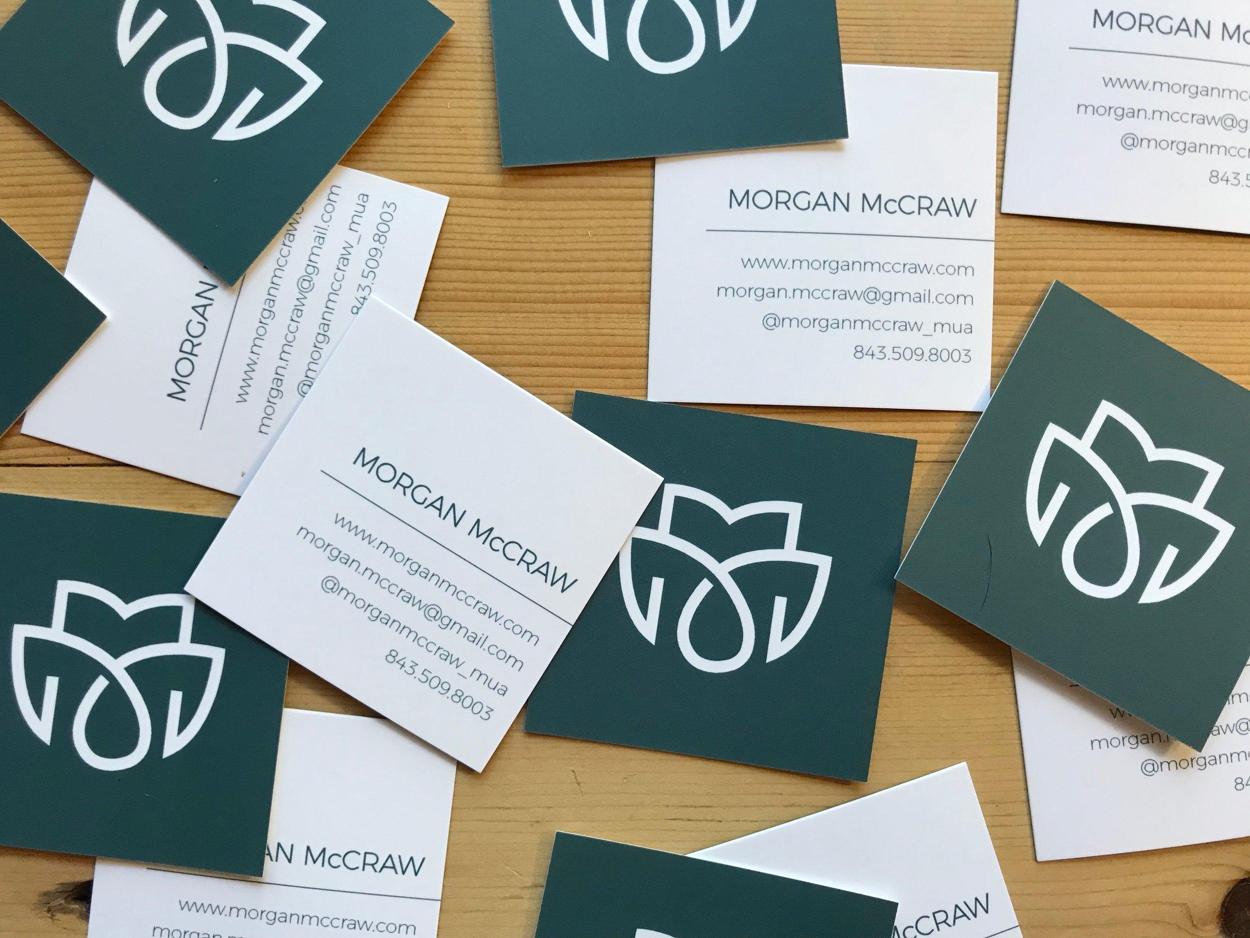 morgan-business cards-portfolio