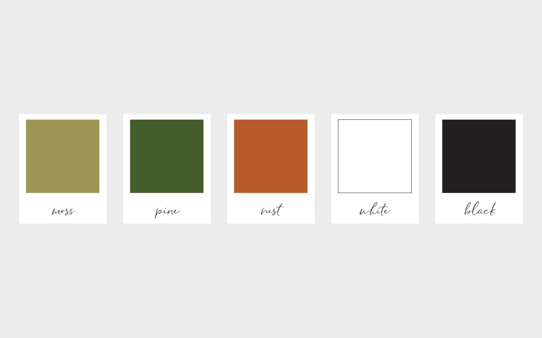 outdoor obsession-color palette-portfolio