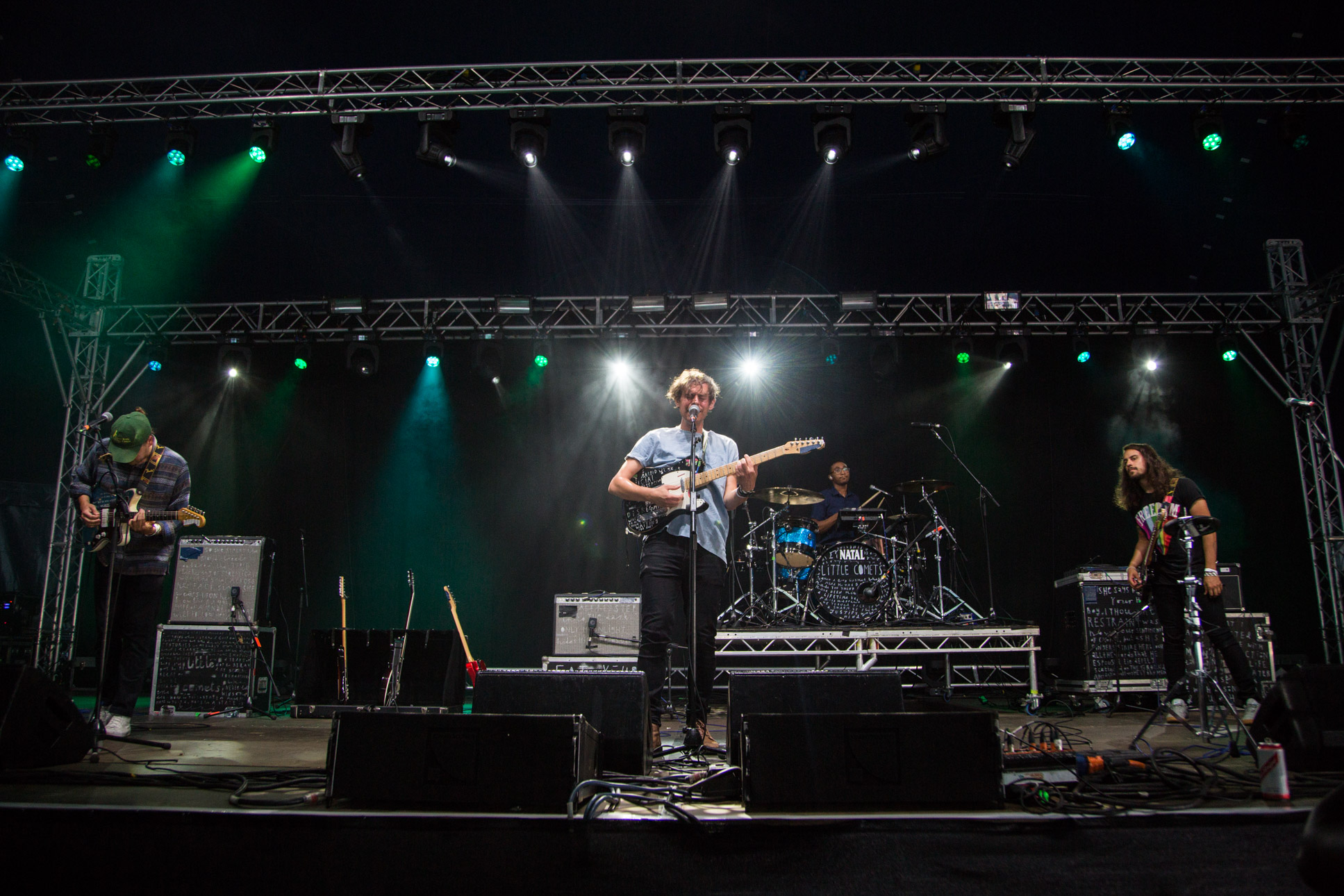 Little Comets - Tramlines Festival - 22.07.18--4.jpg