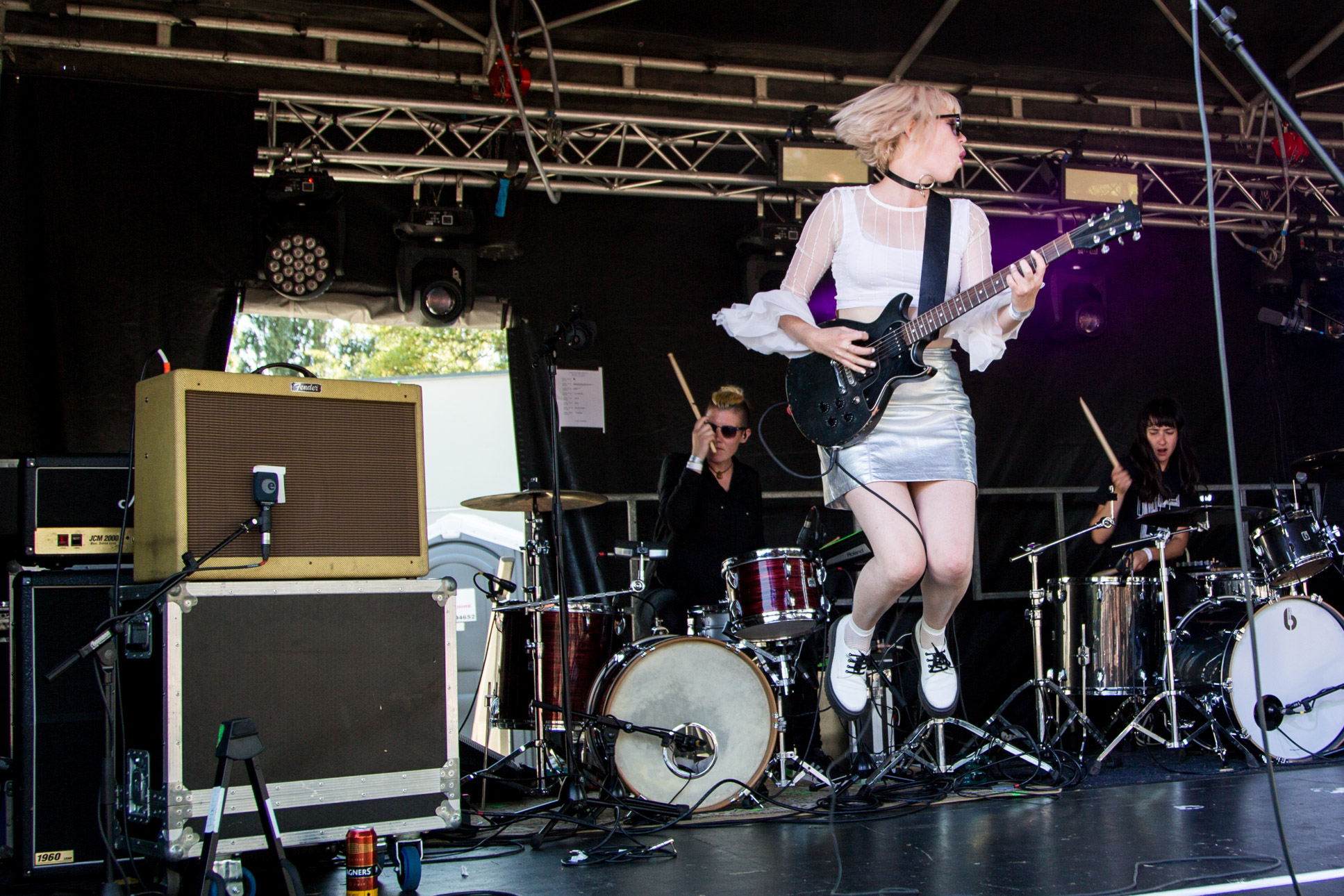 Pins - Tramlines Festival - 22-07-18-3.jpg