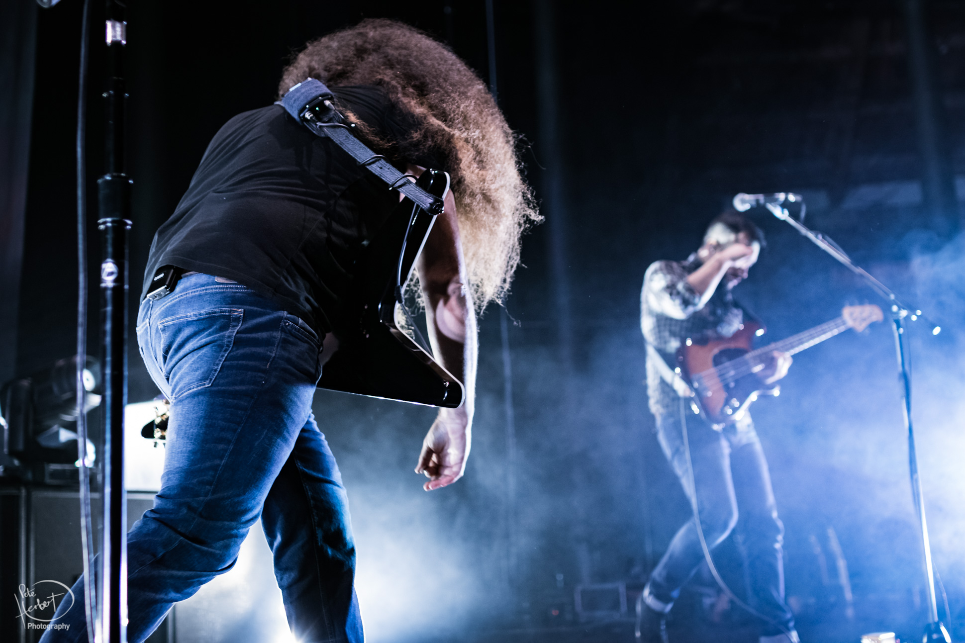 Coheed & Cambria - The Roundhouse - 16.10.18 - London-23.JPG