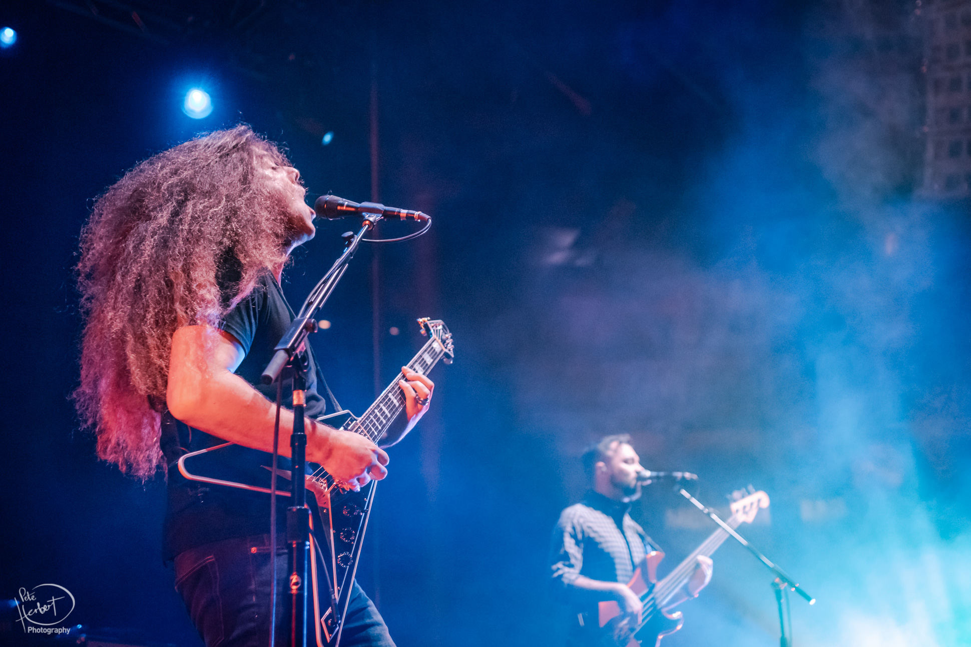 Coheed & Cambria - The Roundhouse - 16.10.18 - London-14.JPG