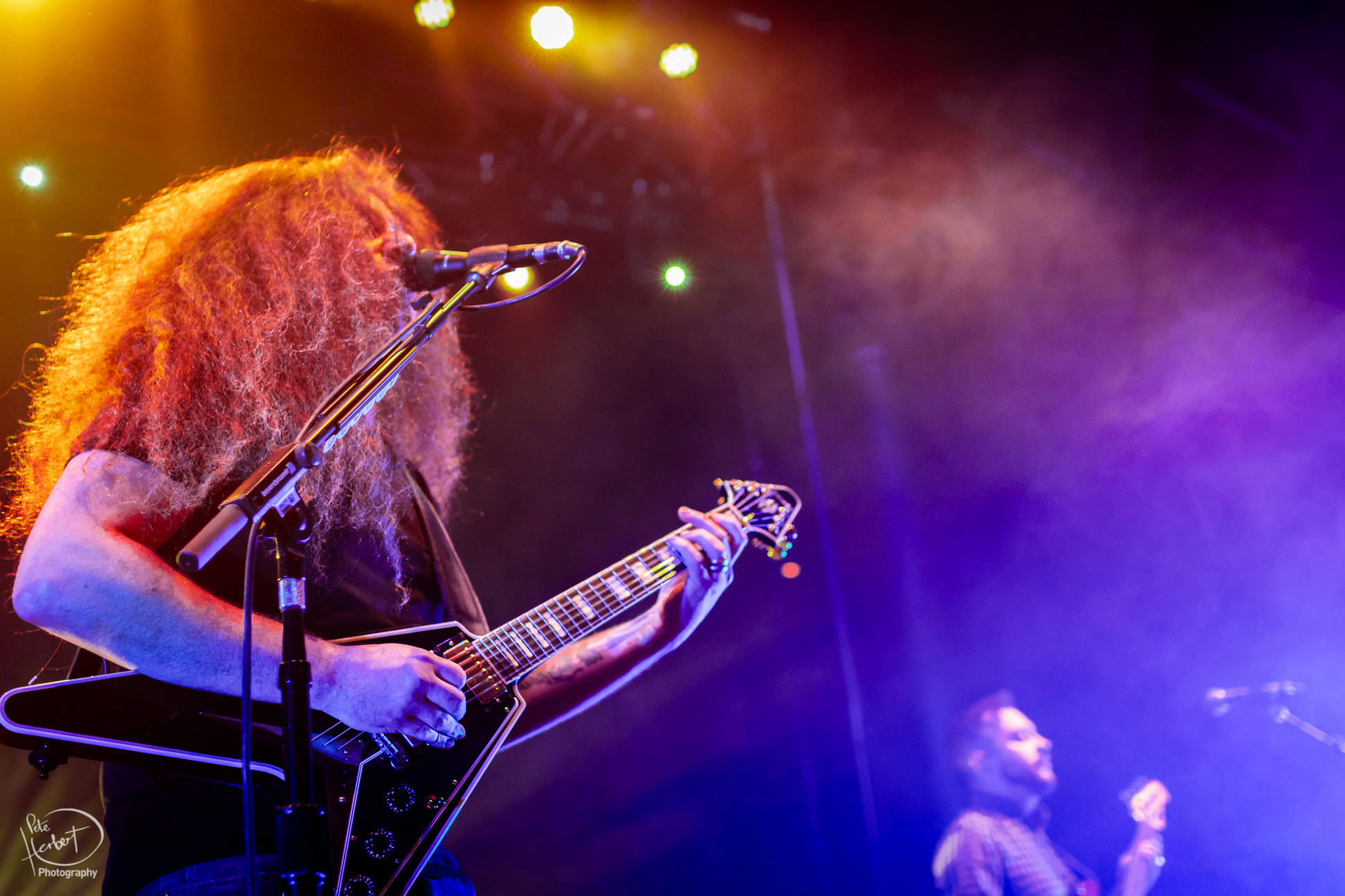 Coheed & Cambria - The Roundhouse - 16.10.18 - London-16.JPG