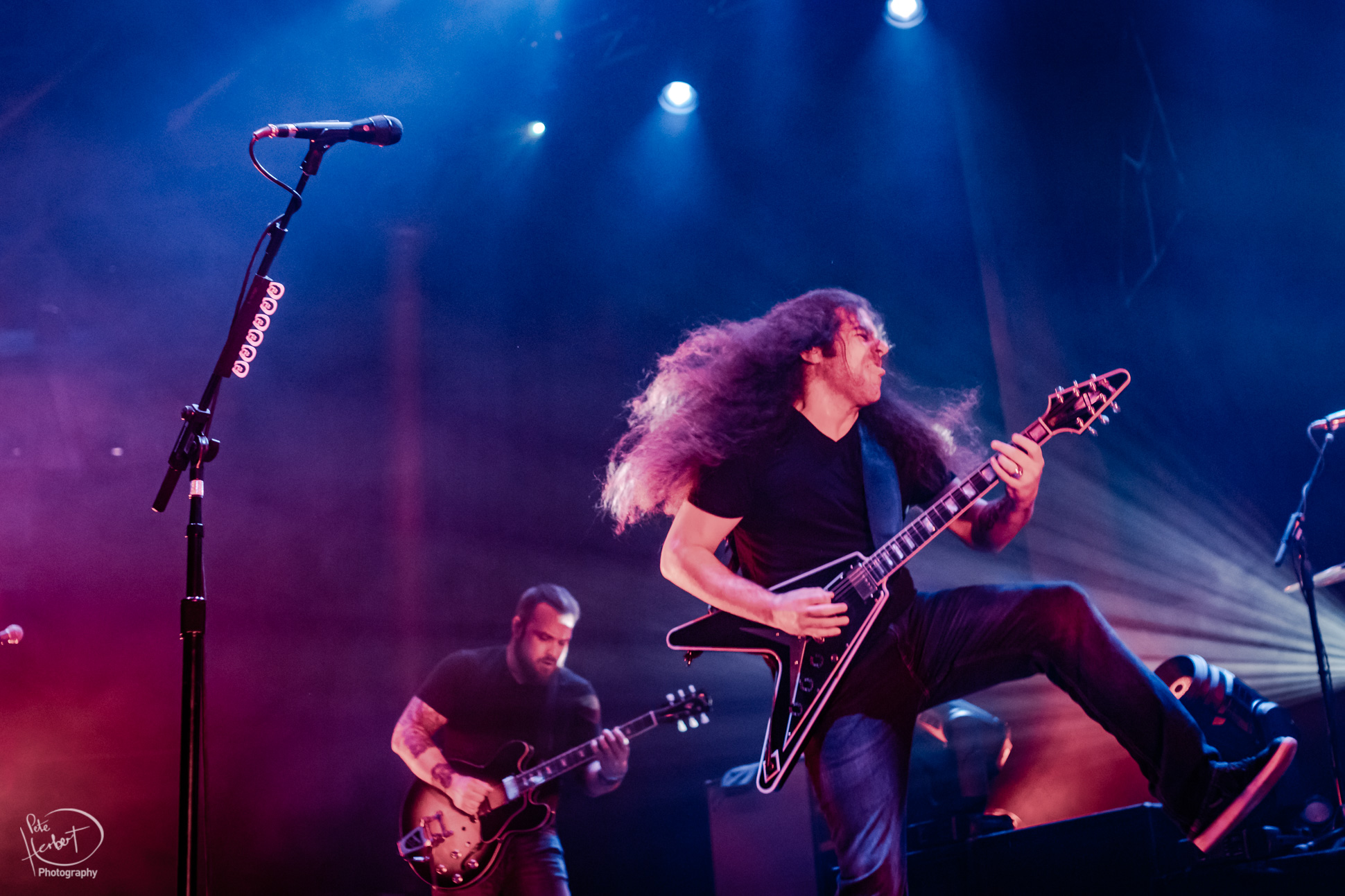 Coheed & Cambria - The Roundhouse - 16.10.18 - London-21.JPG