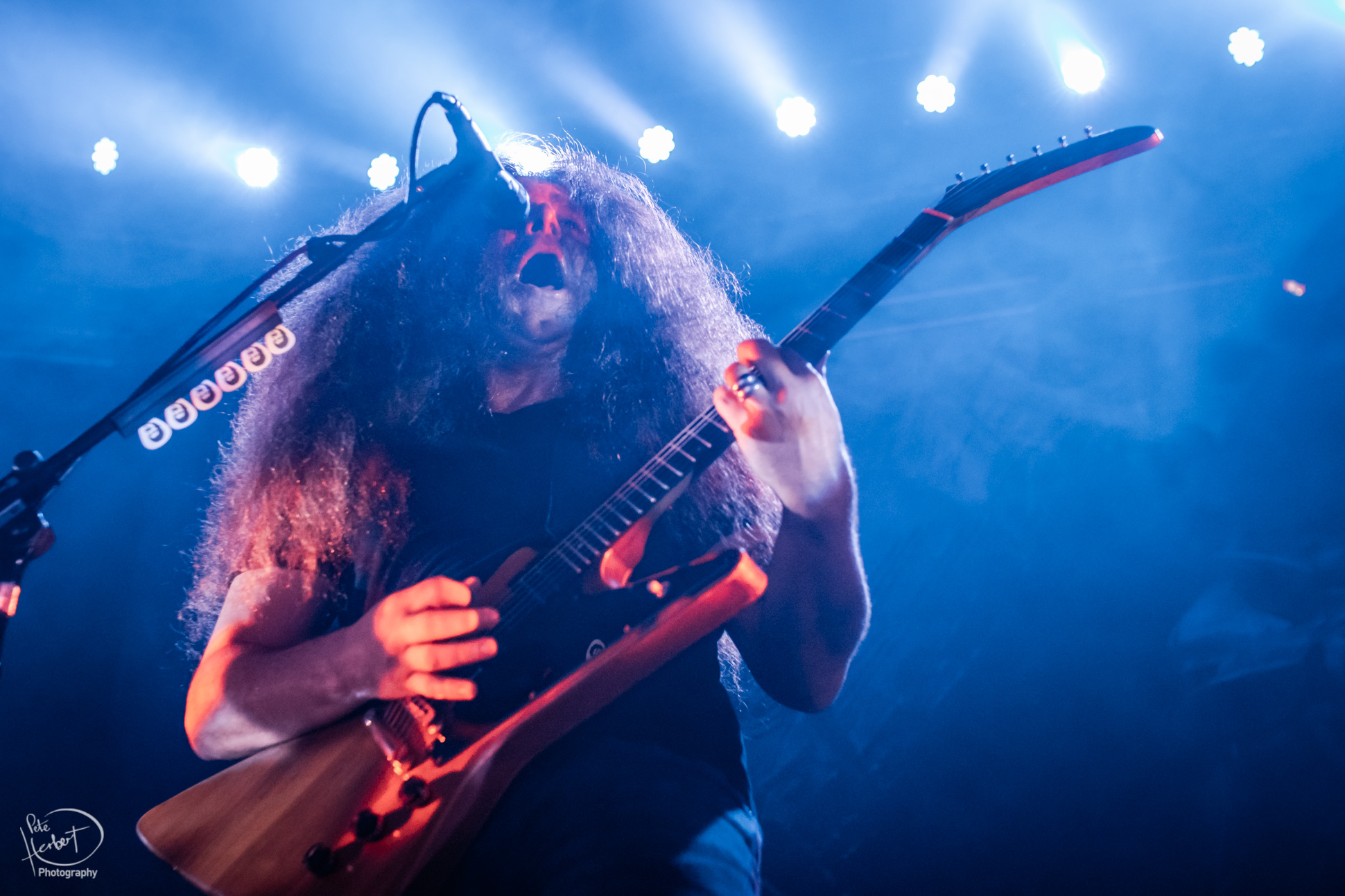 Coheed & Cambria - The Roundhouse - 16.10.18 - London-25.JPG