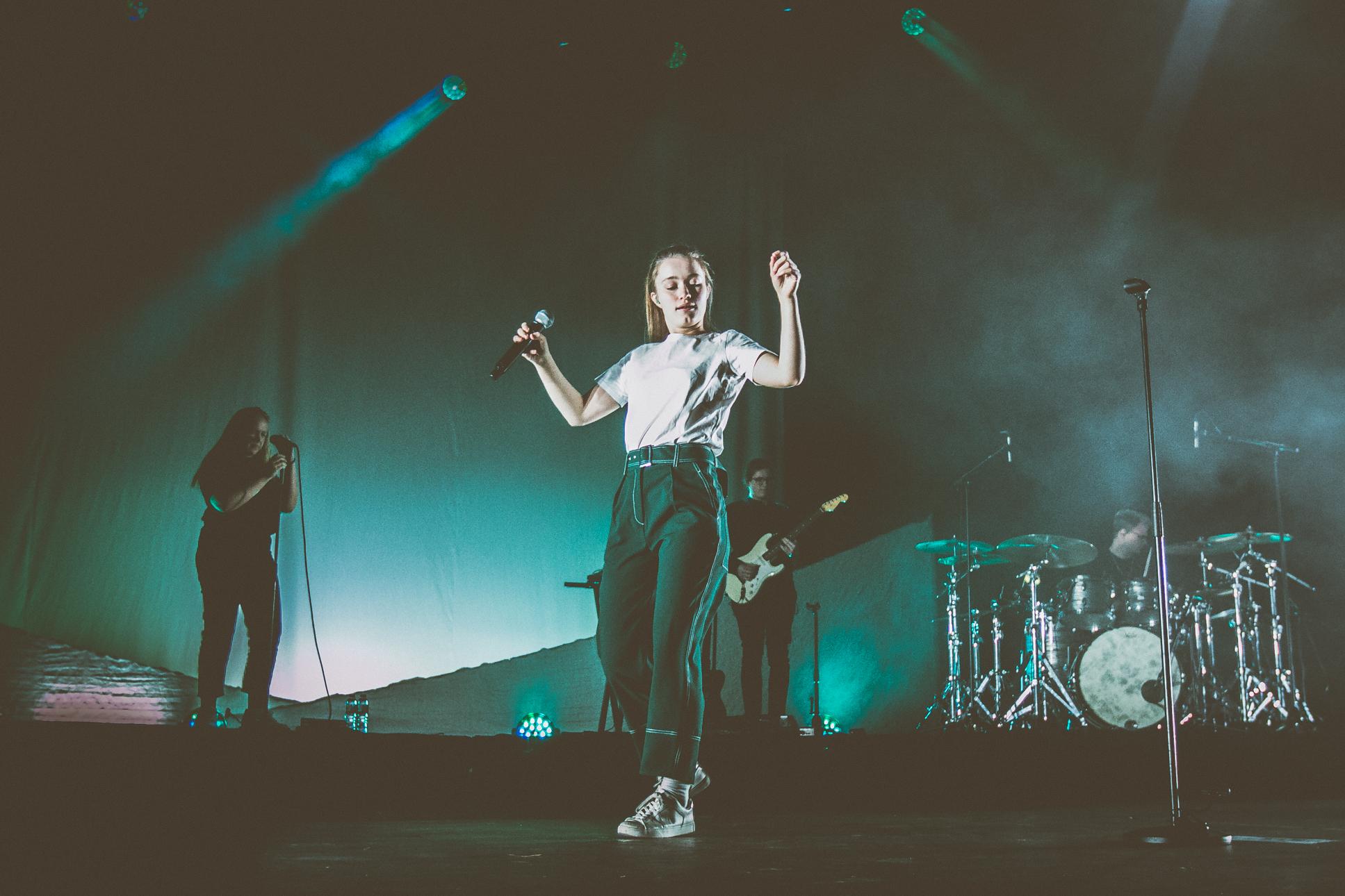 Sigrid - O2 Brixton Academy - London - 12.11.2018 - Ant Adams-9.jpg