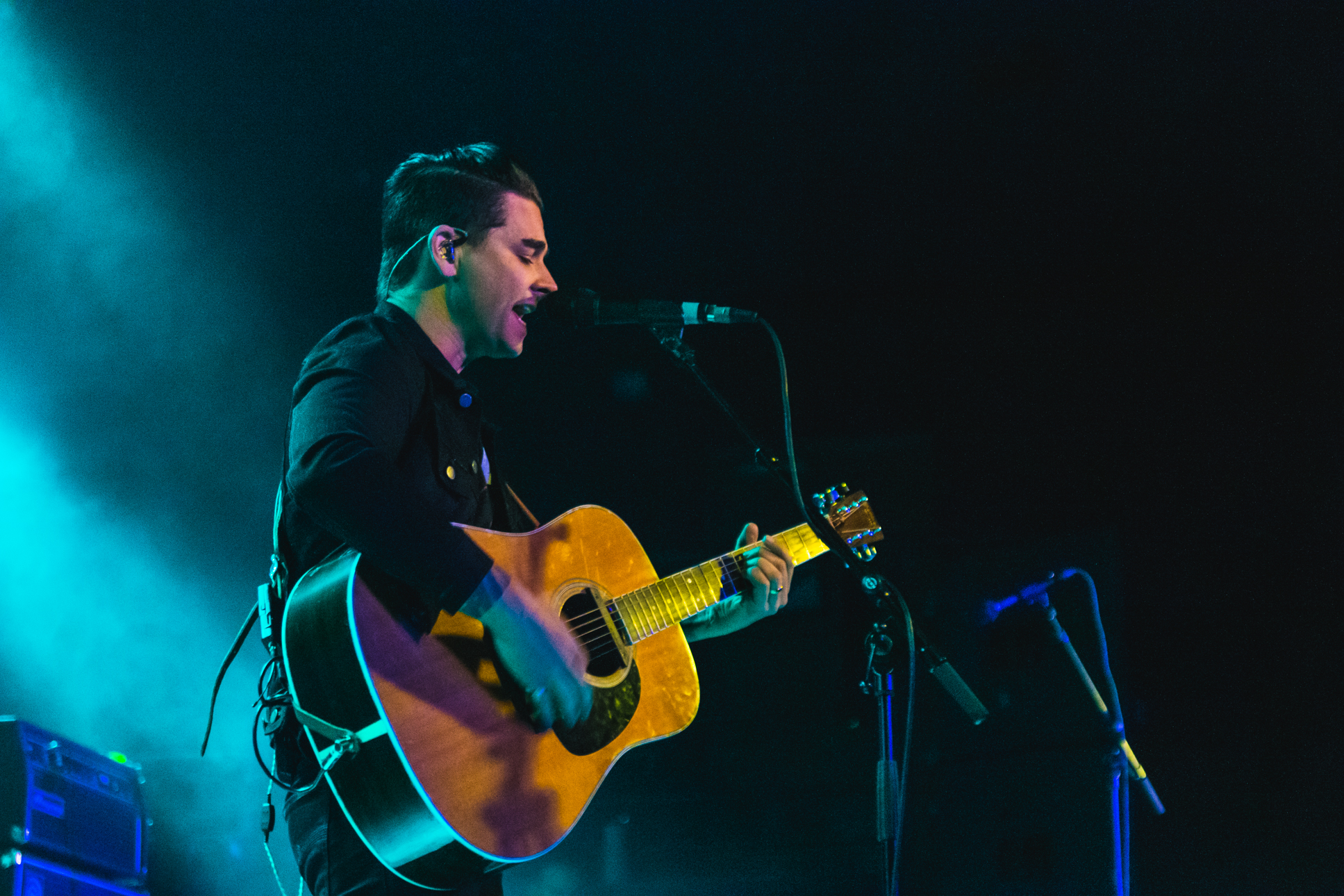 Dashboard Confessional - Beckett SU - Leeds - 16th November-4.jpg