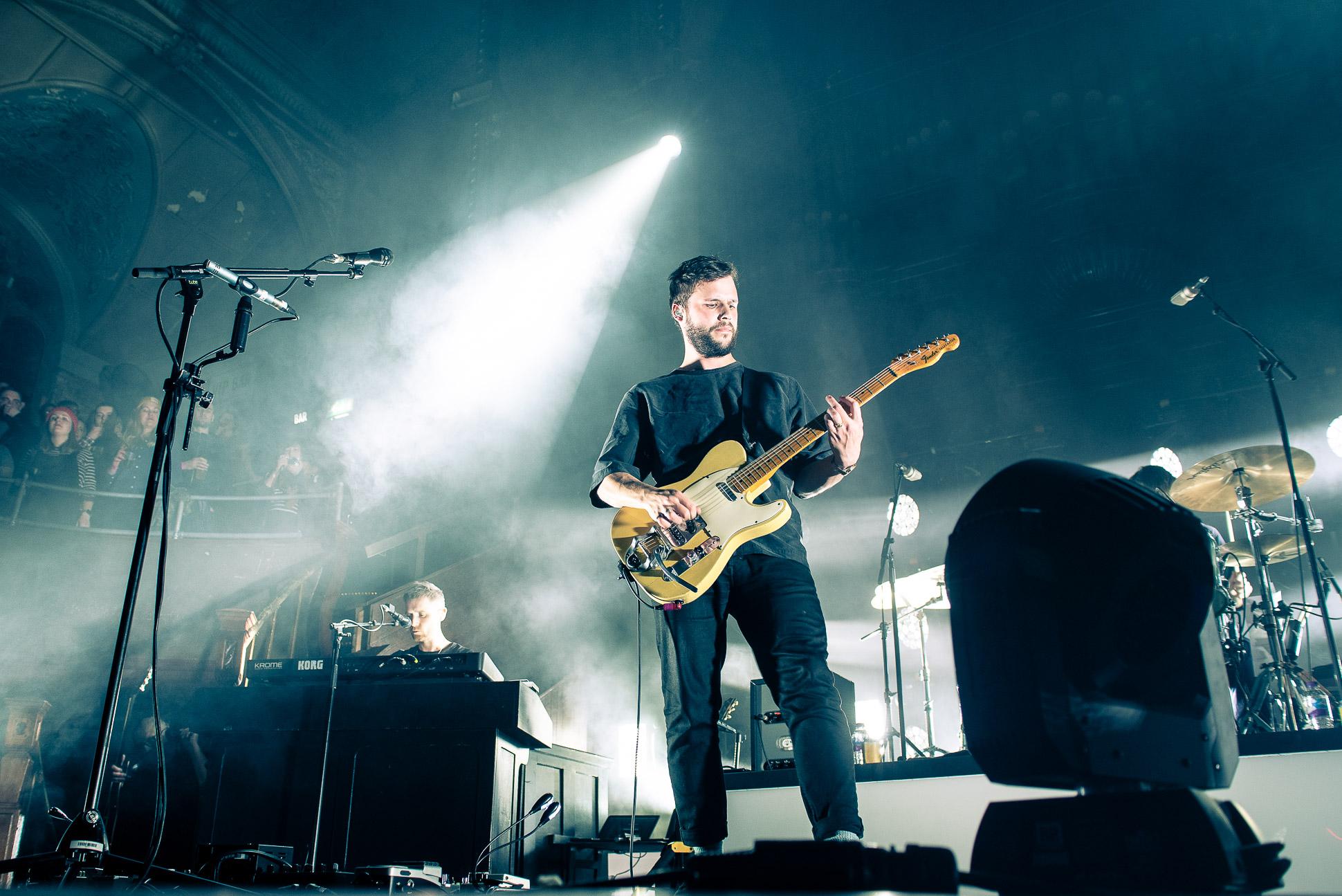 White Lies - Albert Hall - Manchester - 08-02-19-21.jpg