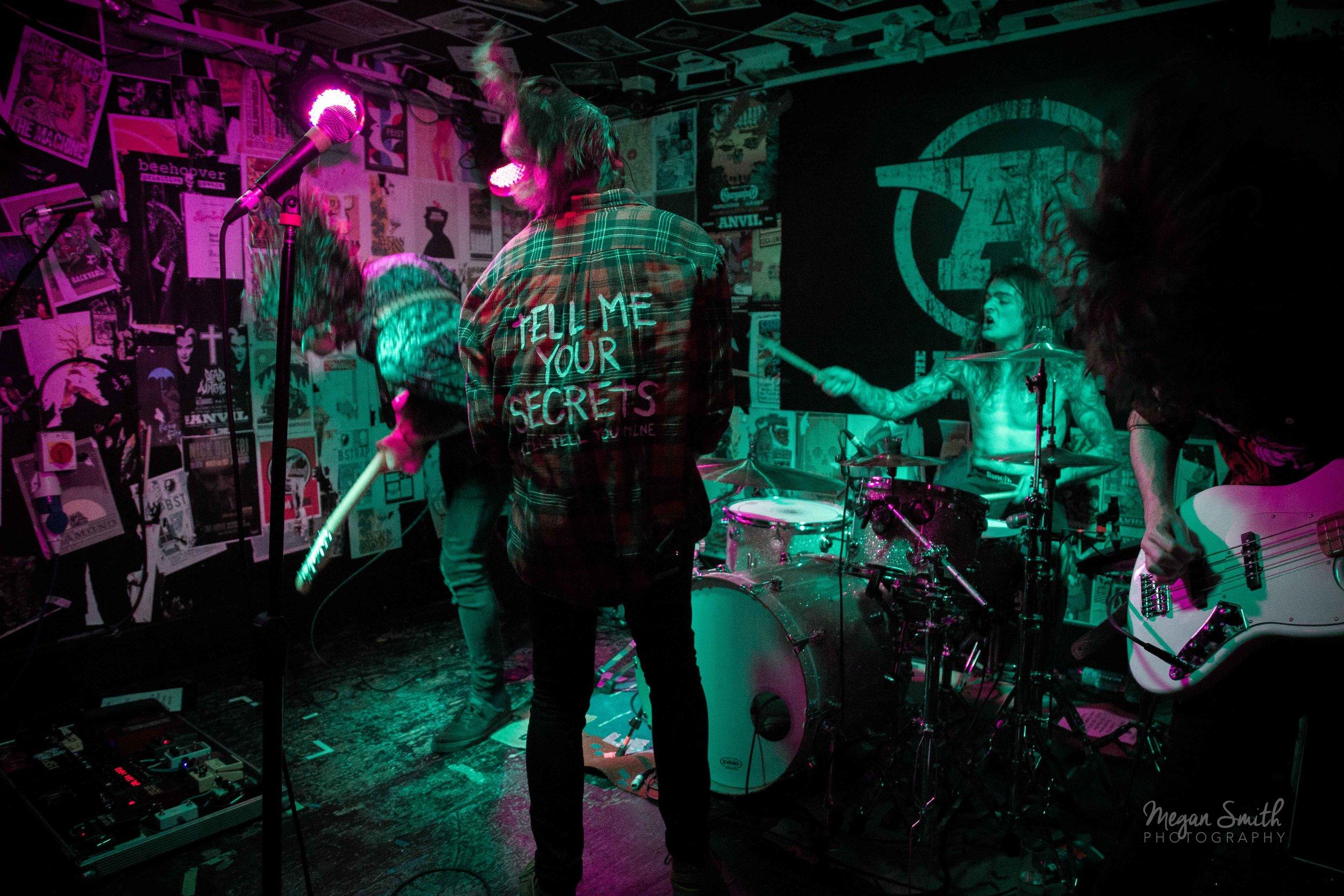 Live Review: Allusinlove - Anvil, Bournemouth 12/02/2019 — When The