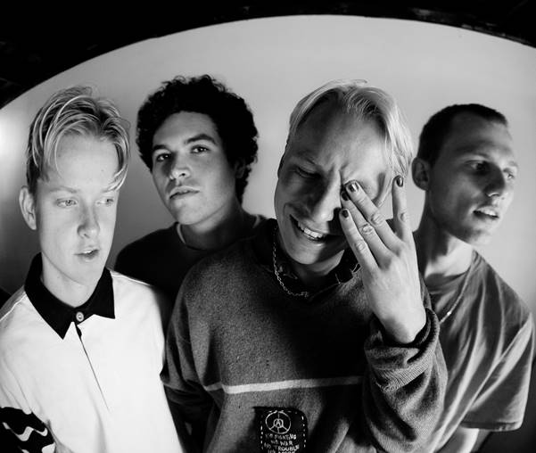 SWMRS - Photo credit: Phoebe Fox