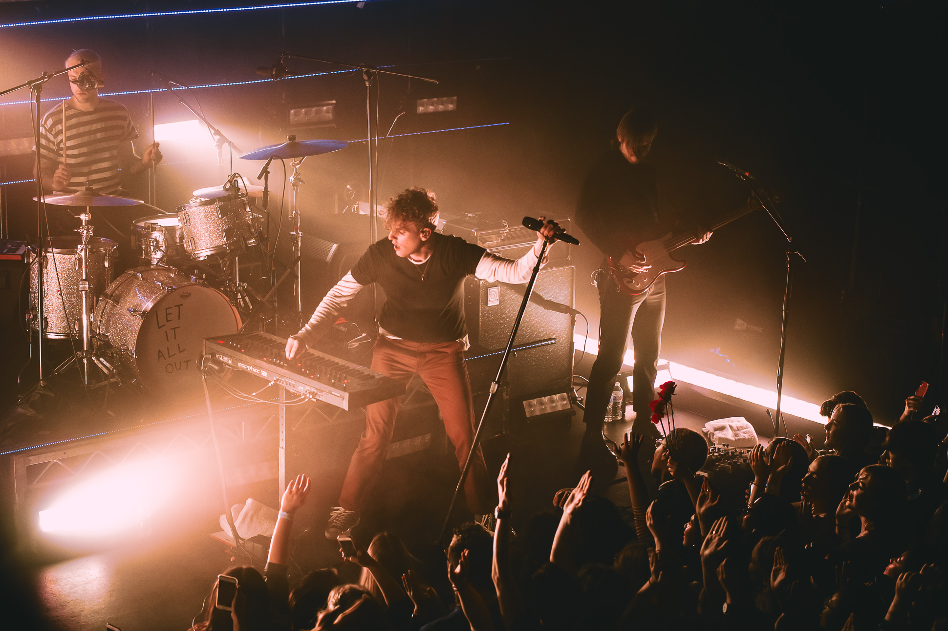 Live Review: COIN - Venue, Vancouver 24/02/2019 — When The Horn Blows