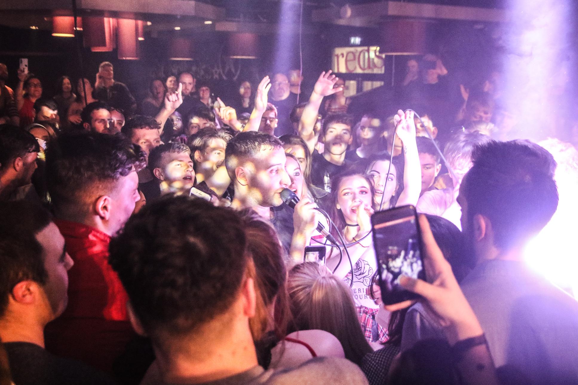Sea Girls - Northumbria Institute 2 - 28.02.19 - Newcastle -15.jpg