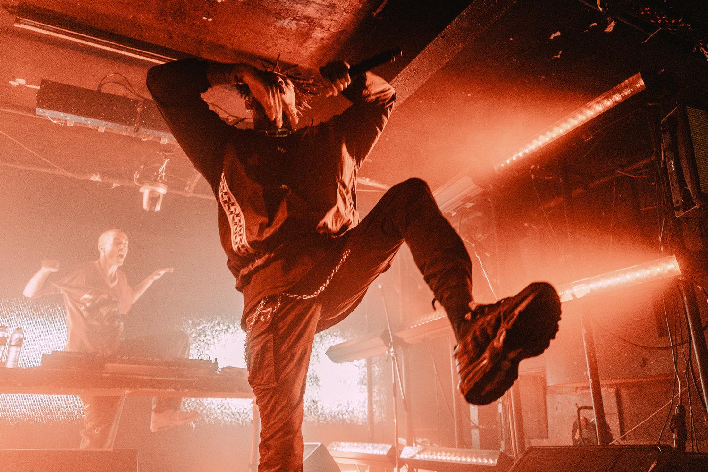 Live Review: SCARLXRD – Electrowerkz, London 15/03/19 — When The